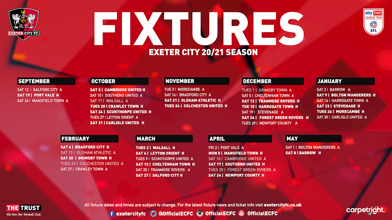 Download 2020 21 Fixture Wallpaper For Your Computer Tablet Or Phone Football Addict