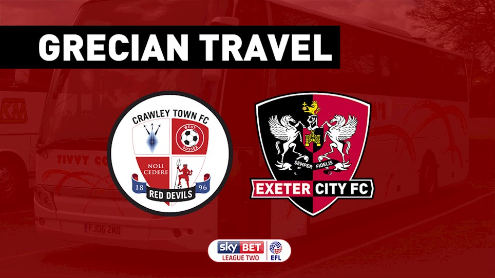 Exeter City Football Club: Grecian Travel - Exeter City FC