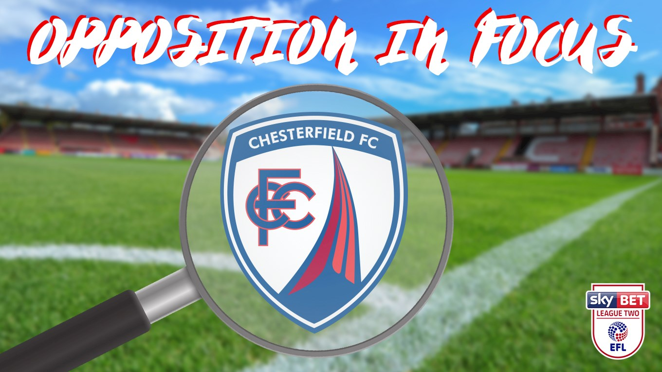 Opposition in Focus: Chesterfield - News - Exeter City FC