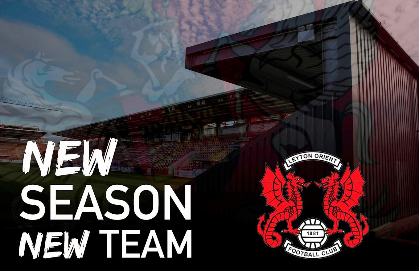 📝 New Season, New Team: Leyton Orient - News - Exeter City FC