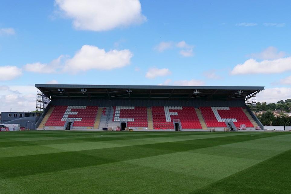 Exeter City Football Club: St James Park Development ...