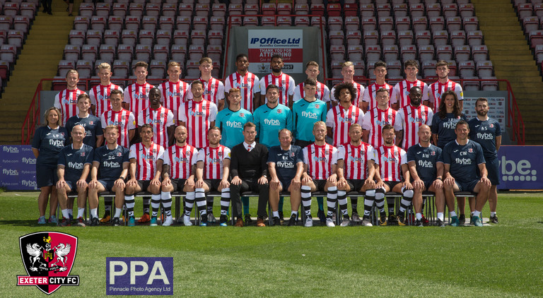Exeter City Football Club: First Team - Exeter City FC