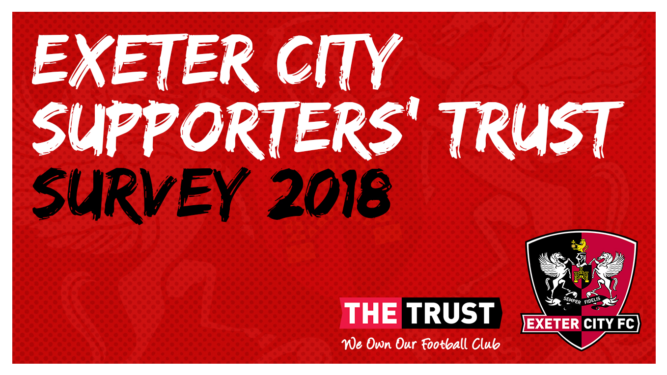 📝 Supporters' Trust survey update and winners