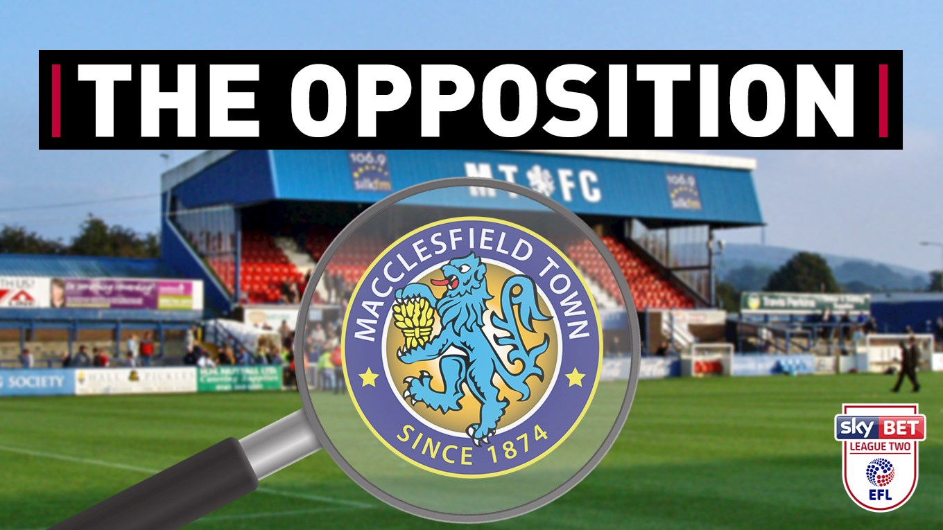 🔎 The Opposition: Macclesfield Town (A) - News - Exeter City FC