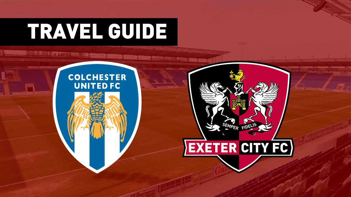 🚙 Travel guide: Colchester United (Saturday, November 24)
